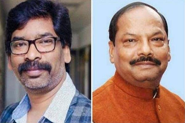 fir lodged against hemant soren to withdraw raghuvar das