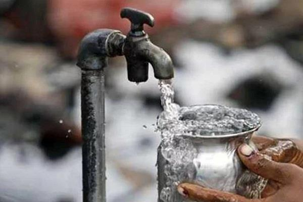 people kishtwar 5 lakh gallons water water project inaugurated 19th