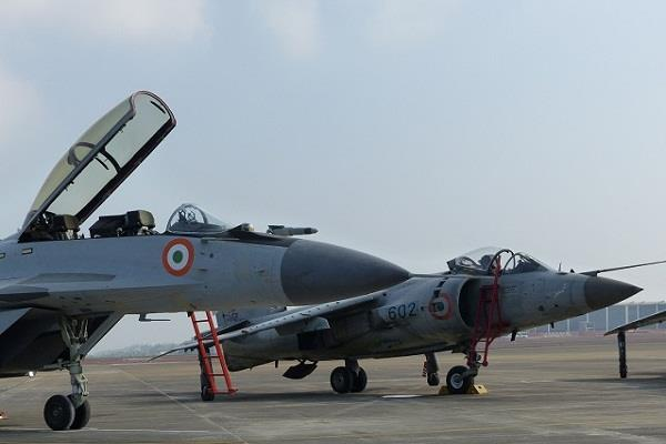 navy may provide sea harrier fighter aircraft for aircraft museum