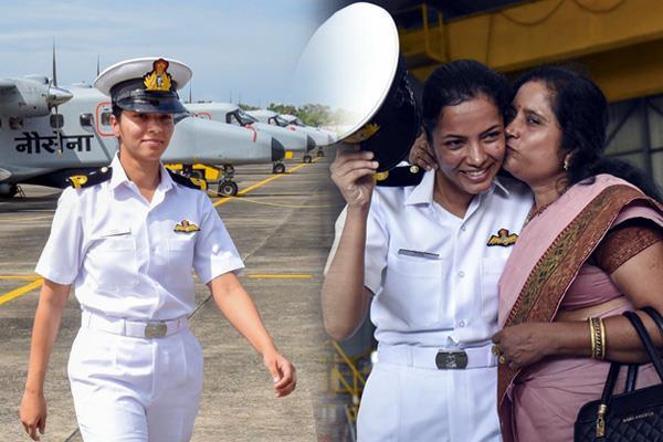 sub lieutenant shivangi hal pilot muzaffarpur