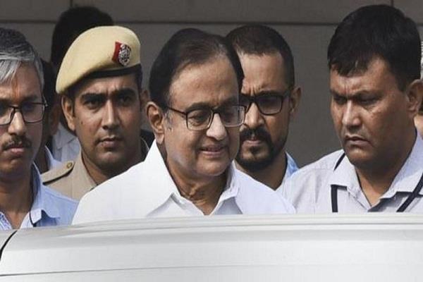 inx media case supreme court to decide tomorrow on chidambaram s bail plea