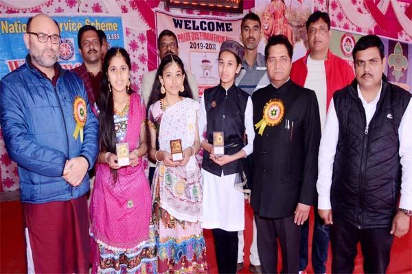 ghanari vidyalaya annual function promising navaje