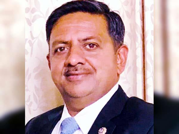 praveen agarwal became assistant governor of rotary