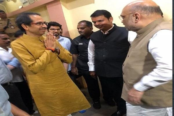 crisis on shiv sena bjp alliance over water scheme in aurangabad