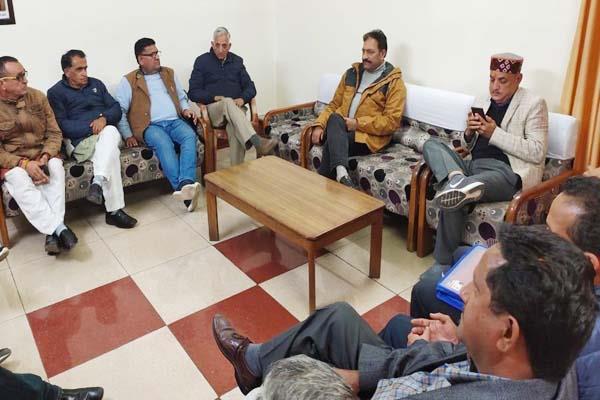 hamirpur district bjp president nomination
