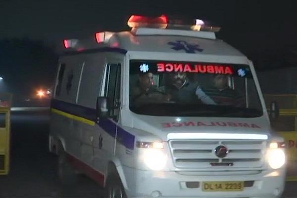 rape victim brought to delhi green corridor built from airport to safdarjung