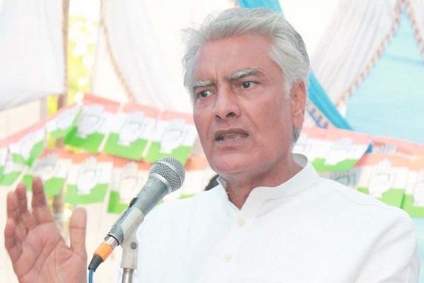 sunil jakhar speak on bjp