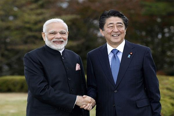 modi and abe will meet in guwahati dismisses fears of change