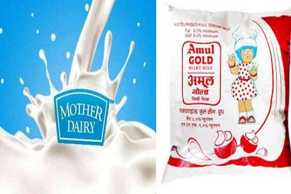 milk prices rise mother dairy costs rs 3 amul increases milk by rs 2