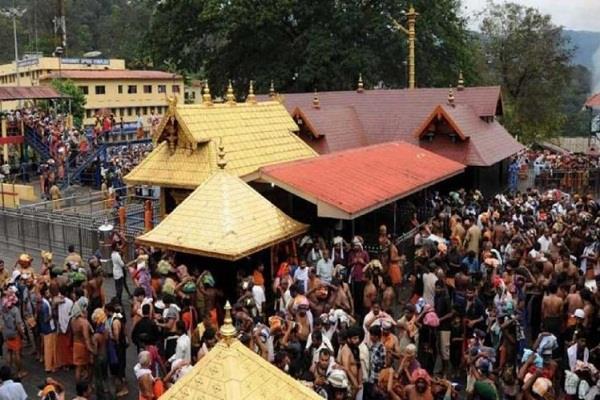devotees continue to visit sabarimala mandir income crosses 69 crores
