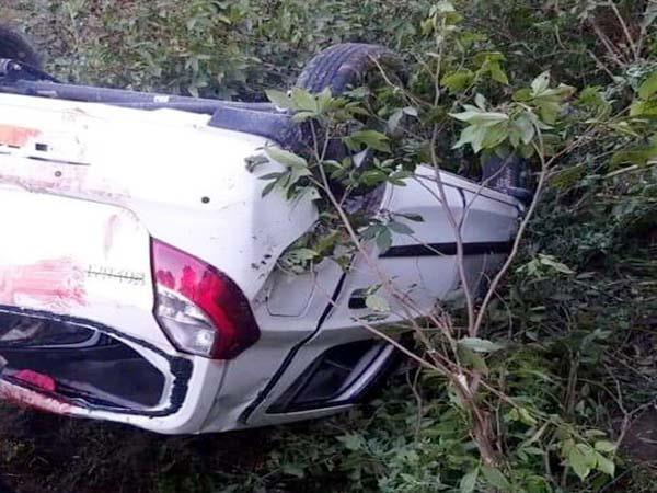 death of woman in car accident