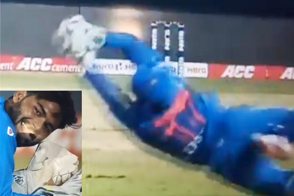 Image result for rishab pant dropped catch in t20