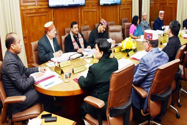 shimla cabinet jobs box opened