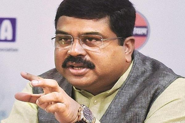 oil gas sector many jobs will be created in future pradhan