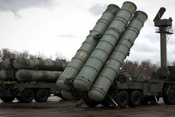 india to meet s 400 missiles in time russia