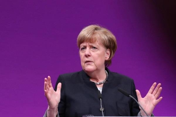 data leak of german leaders including merkel