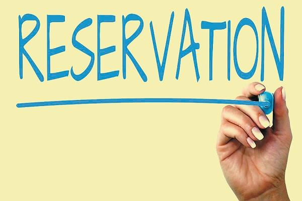 will reservation be able to overcome the bjp s marginalization