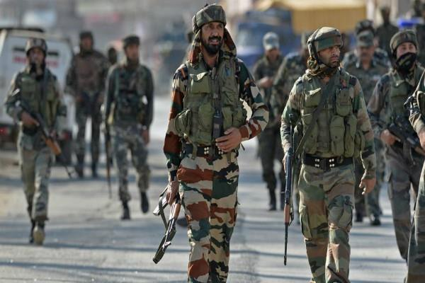 army warns militants in kashmir
