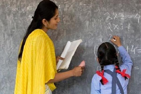teachers will not feel relief during lok sabha polls