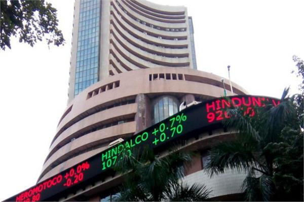 stock market declines sensex 35805 and nifty open at 10786