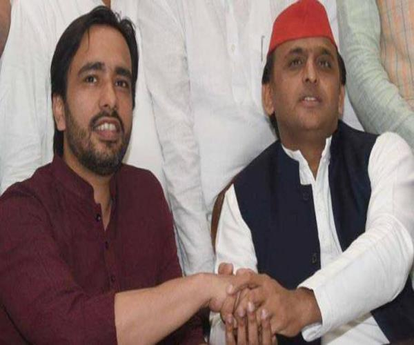 jayant chaudhary met akhilesh yadav discussions on mission 2019
