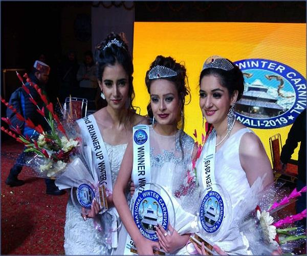 chamba in palak winter queen manali 2019