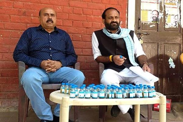 15 lakh people drinking water with colifor