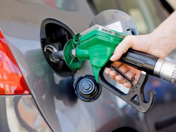 petrol and diesel prices fall on the first day of the year