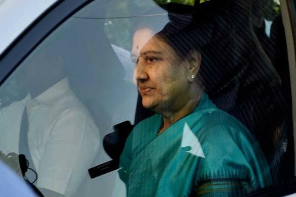 vip treatment to shashikala in jail