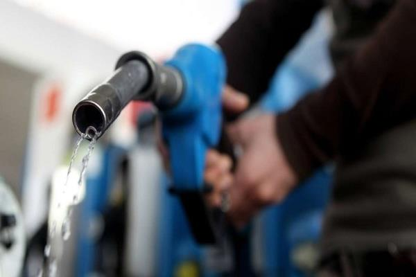 prices for petrol and diesel increased for the fifth consecutive day