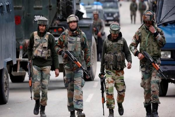 two militants stacked by indian army in kulgam encounter
