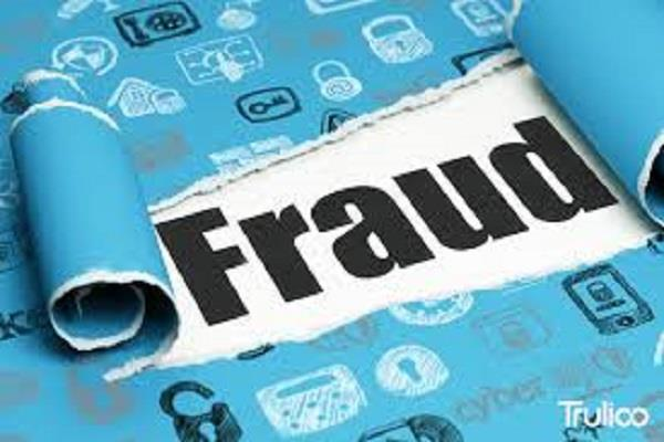 90 thousand fraud on the name of sending foreign