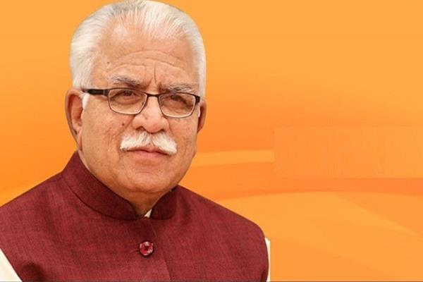 khattar said congress playing with national security