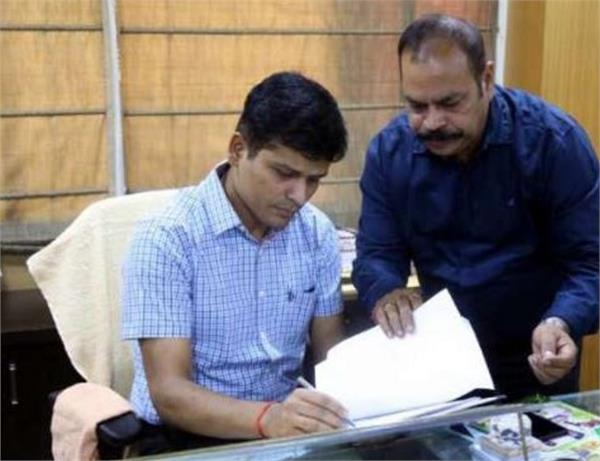 now transfer to two ips officers