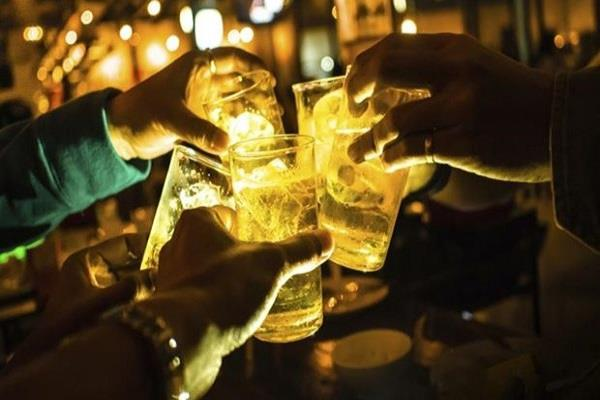 sale of liquor will not be illegal in the district