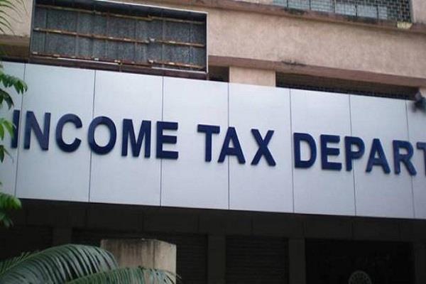 1 90 crore sarandar in income tax department survey in karnal