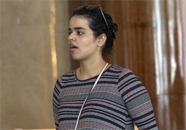 canada  pleased  to offer asylum to saudi teen trudeau