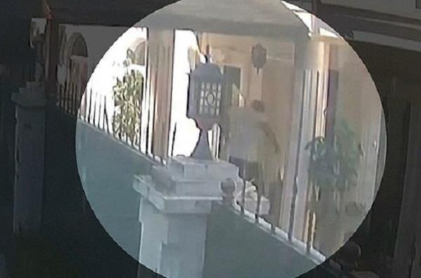 cctv footage shows men transporting khashoggi body parts