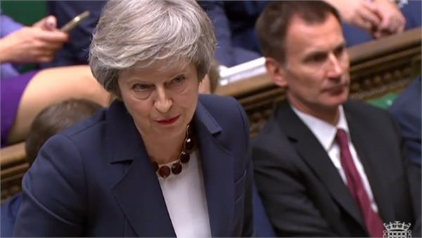 british pm theresa may loses key vote on brexit in parliament