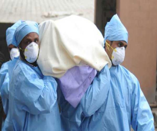 death of swine flu suspect patient during treatment