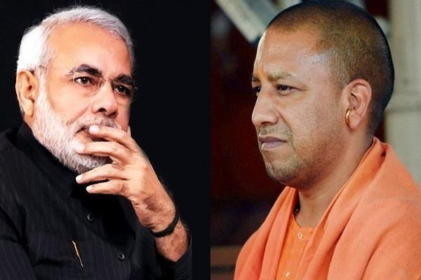 modi yogi s policies take away rape of sailors of varanasi congress