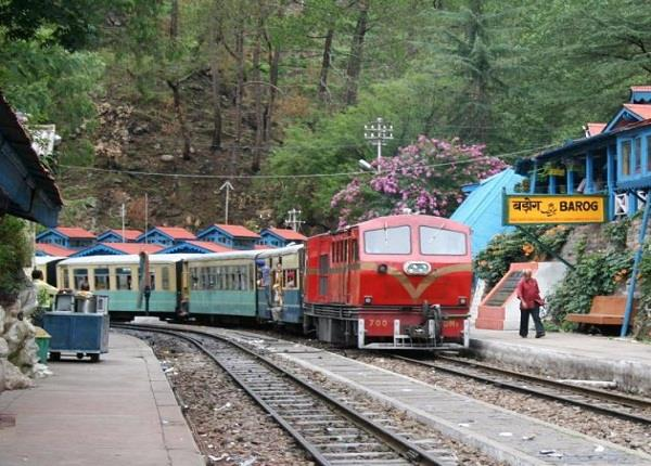 all railway stations of kalka shimla are equipped with free wifi