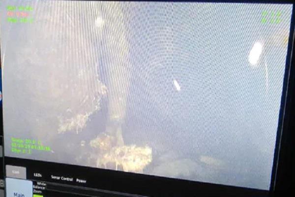 navy detects second body inside meghalaya mine