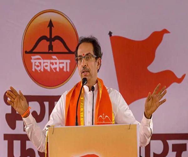 shiv sena will announce ram temple movement in kashi town