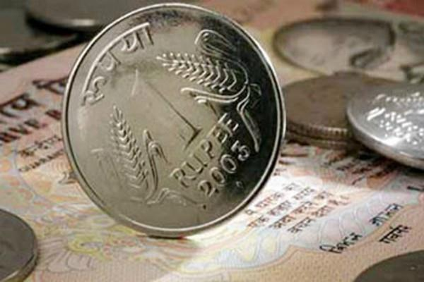 rupee recovers 19 paise against dollar