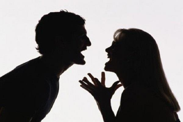married wife beaten to husband