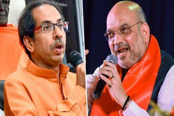 shiv sena says we are ready to fight with bjp