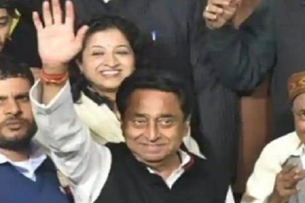 kamalnath government completes one month meeting of cabinet today