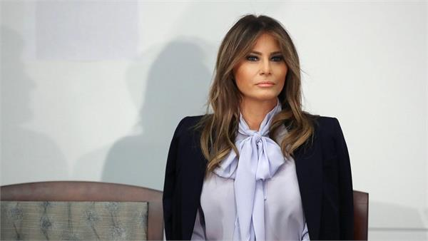 uk paper pays damages to melania trump over false report