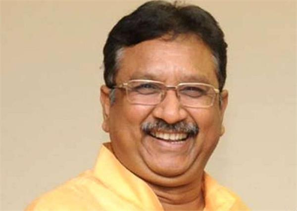 bjp elected candidate for this legislator for president
